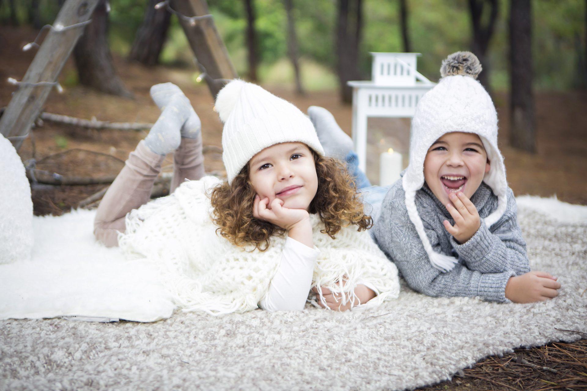 Navidad Niños exterior