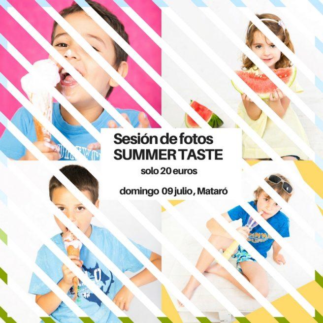 Summer Taste, Sesión de Verano