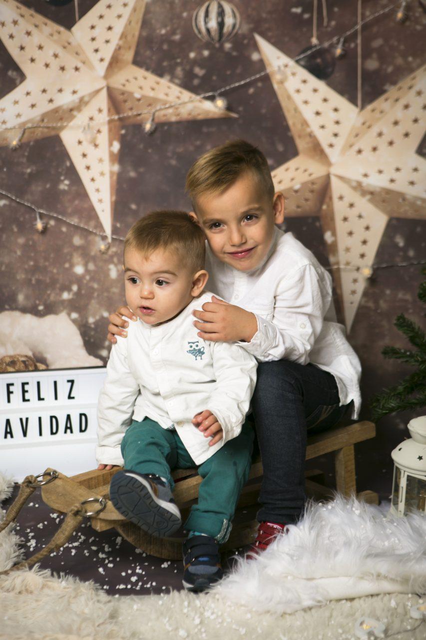 sesion de fotos Navidad niños Mataro Barcelona (11)