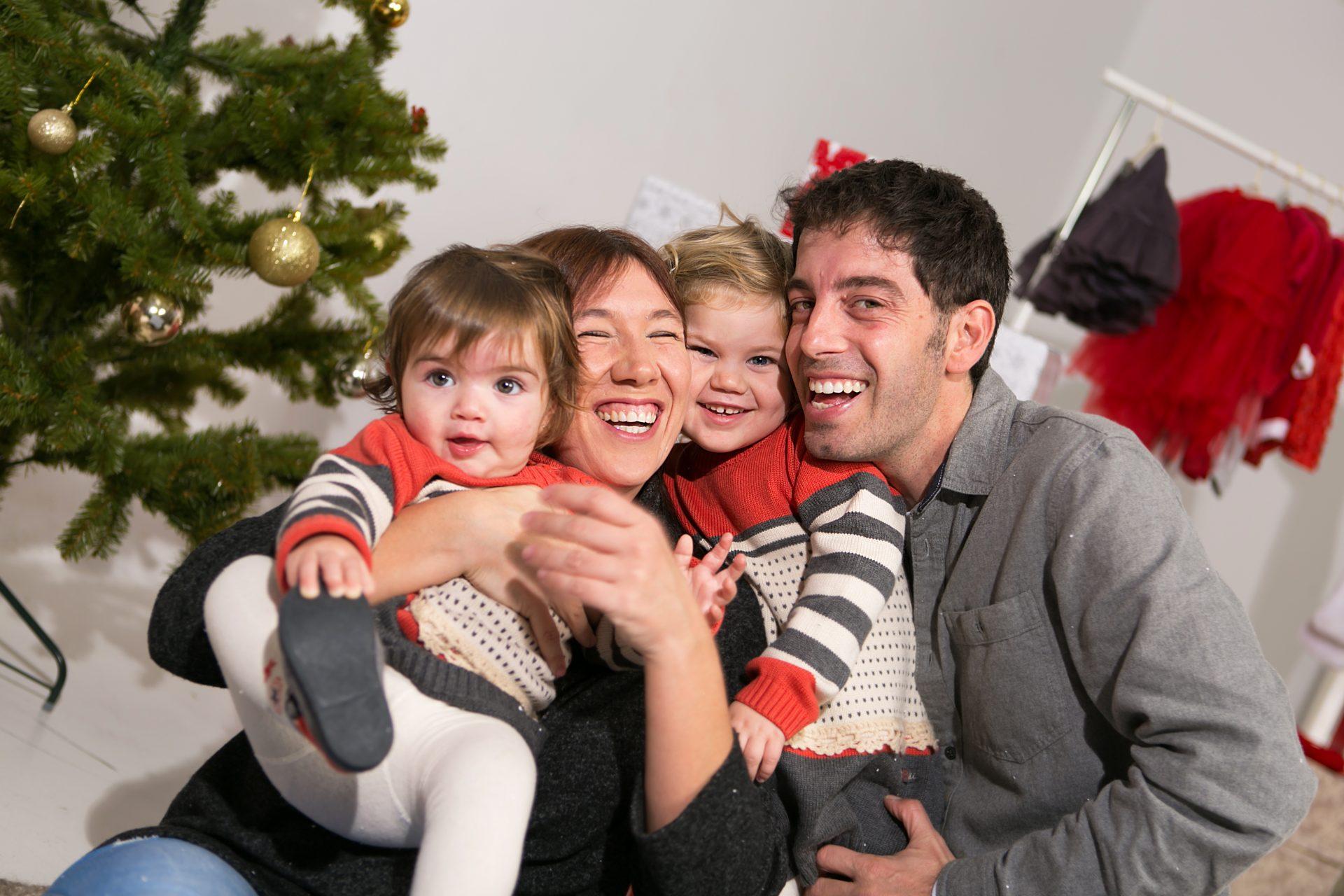 sesion de fotos Navidad niños Mataro Barcelona (28)
