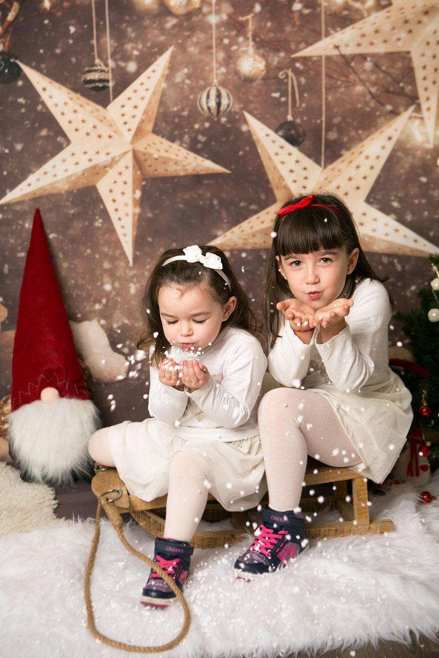 sesion de fotos Navidad niños Mataro Barcelona (31)
