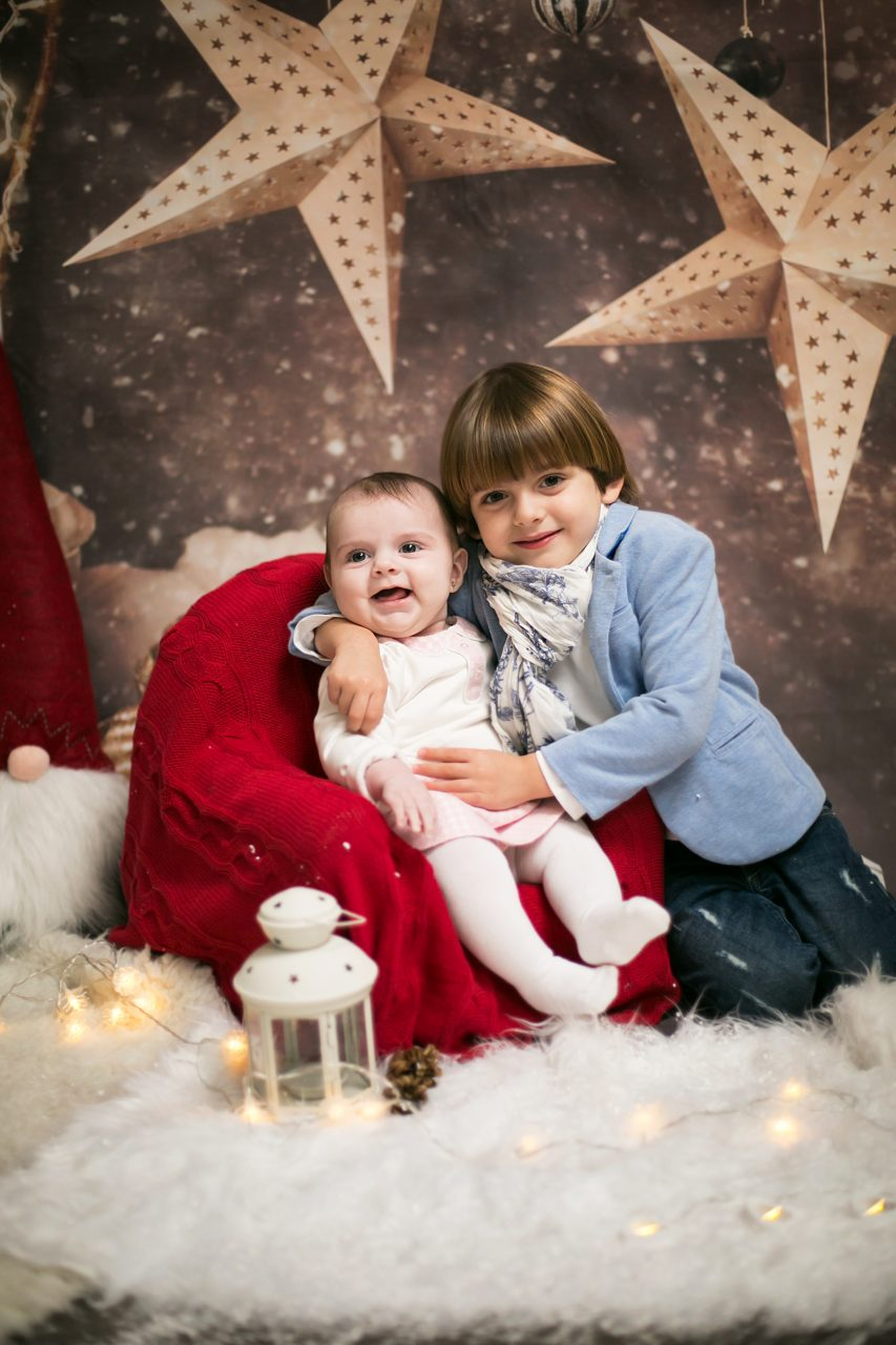 sesion de fotos Navidad niños Mataro Barcelona (40)