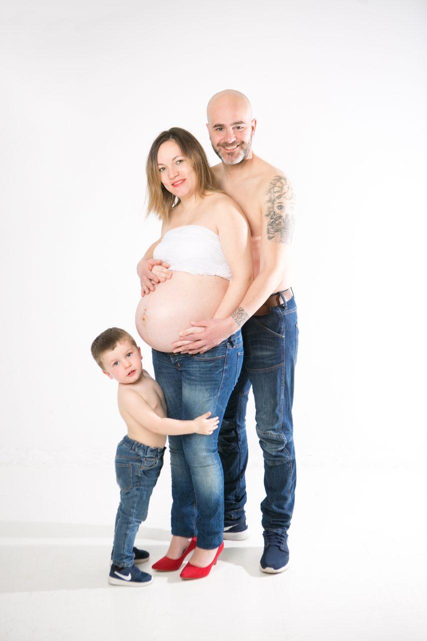 Sesión embarazo Mataró
