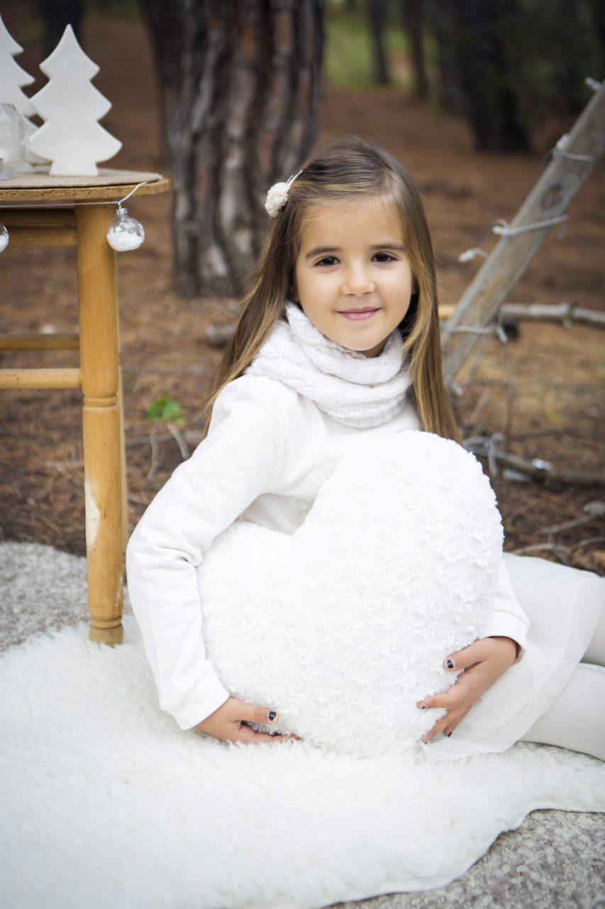 Fotos Navidad exterior niños