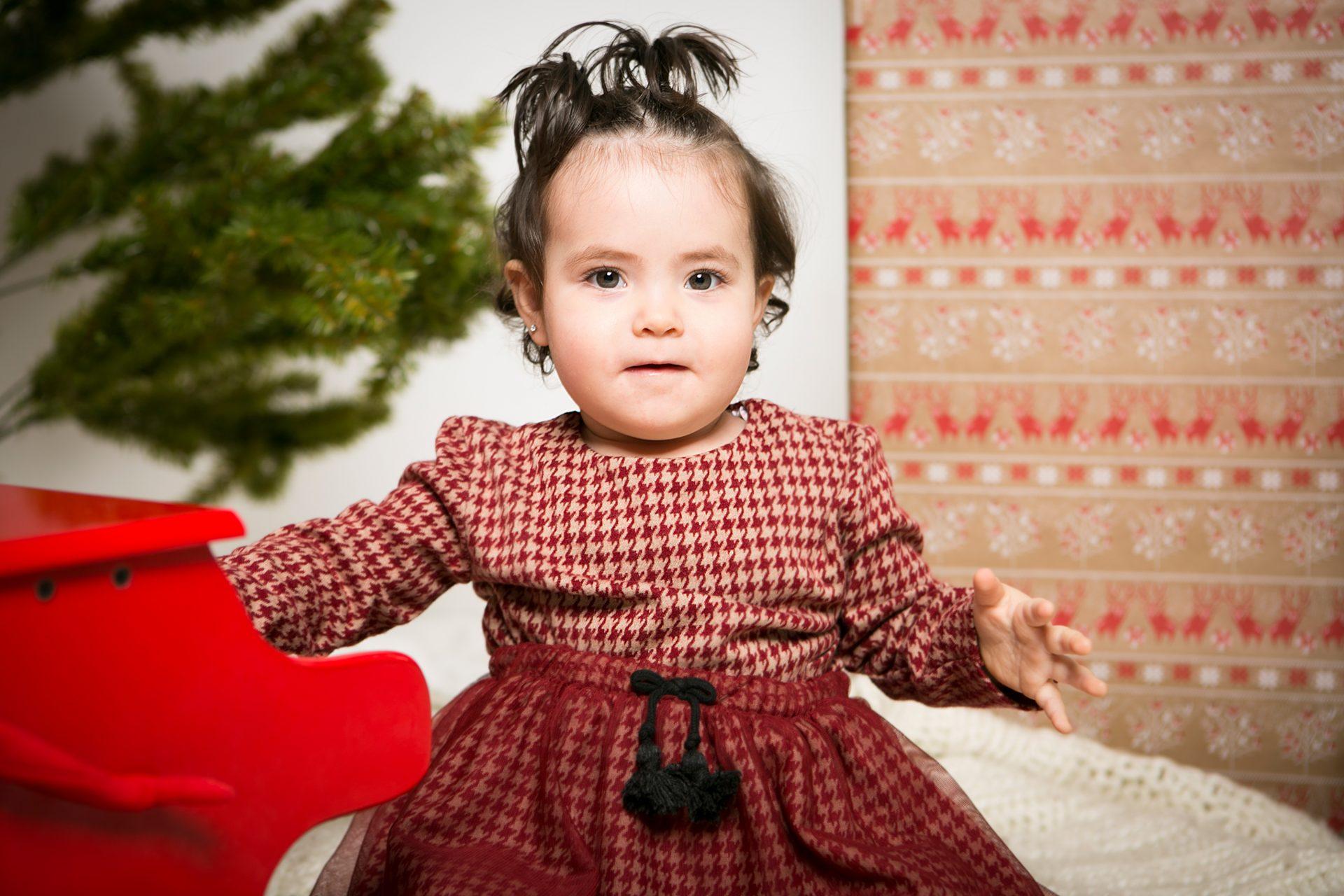 sesion de fotos Navidad niños Mataro Barcelona (26)