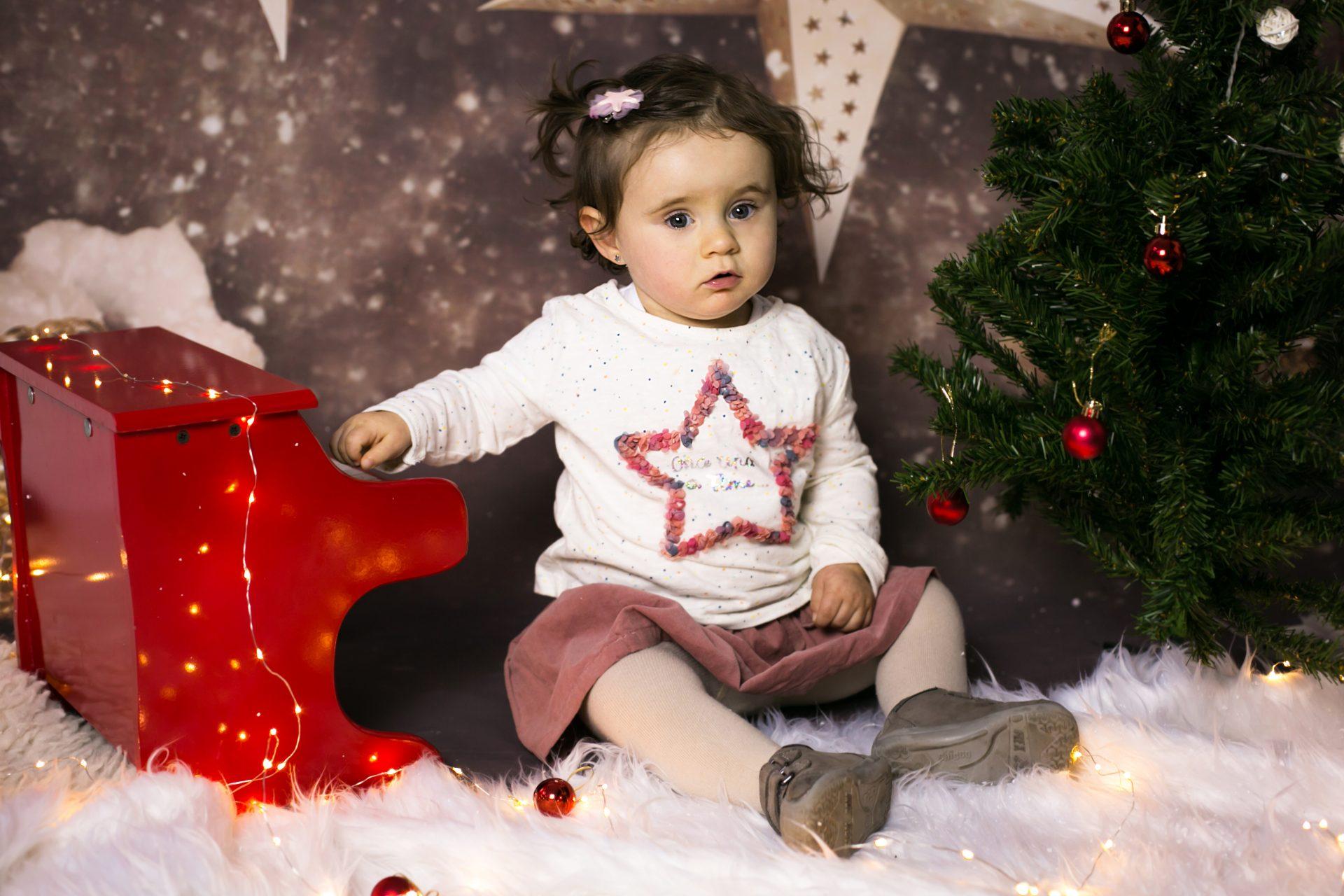 sesion de fotos Navidad niños Mataro Barcelona (43)