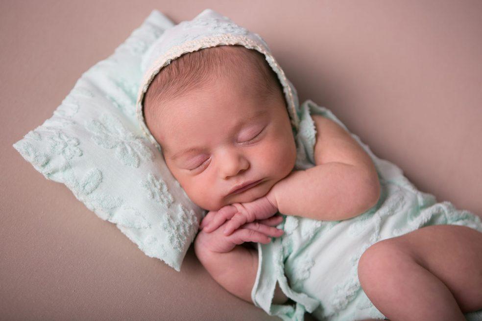 Recién nacido o fotografía Newborn